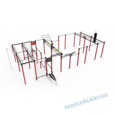 Гімнастичний комплекс S-60.1 з боксерської грушею