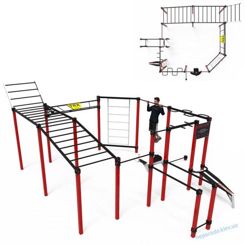 Оборудование для уличных спортивных площадок S-25