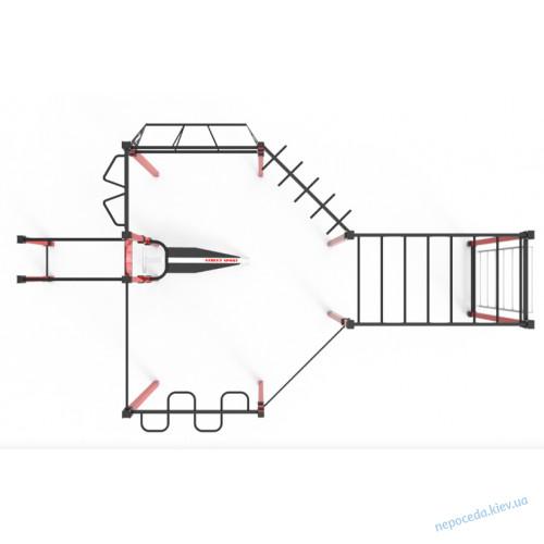 Спортплощадка SI-2