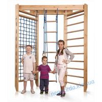 Угловой спортивный комплекс для детей Sport 4-240 с рукоходом