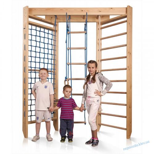 Угловой спортивный комплекс для детей Sport 4-240