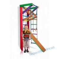 """Детский спортивный уголок """"Барби 3-220"""" для девочек"""