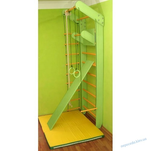 "Шведская стенка для детей ""Сосна Green"""