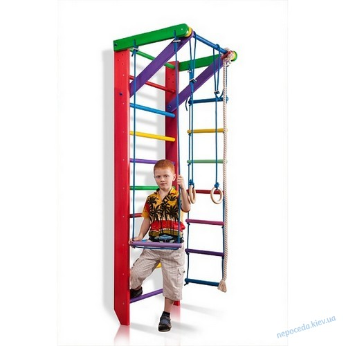 Детский cпортивный уголок «Барби 2-220»