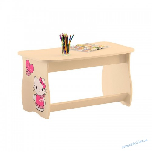 Детский столик Китти 50-90см