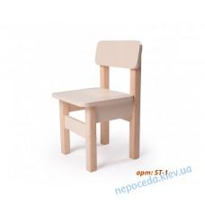 Стілець для дітей 32 * 55см ДСП