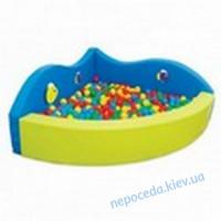 Сухой бассейн Китенок (угловой)
