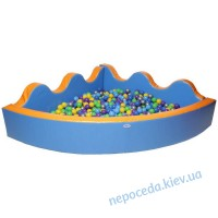 Сухой бассейн Небо 2м детский