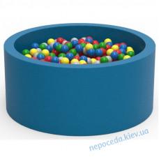Сухой бассейн с шариками Lucky Круг 90х40см