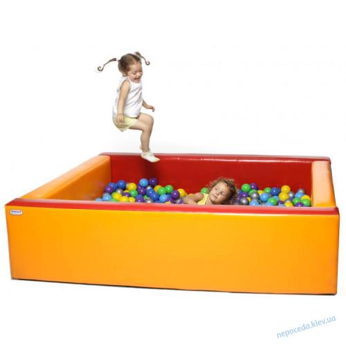 """Сухий басейн """"Прямокутник"""" 2м"""