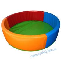 Сухой бассейн Круг 0,9 м малый для детей
