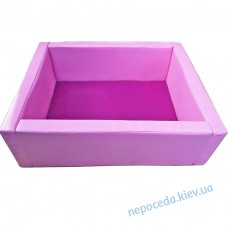 Сухой бассейн 150*120см Pink