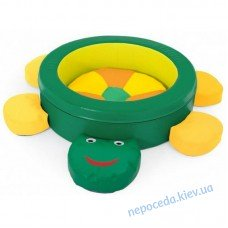 Сухой бассейн манеж для детей Лягушонок