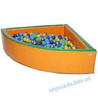 """""""Угол"""" мягкий сухой бассейн 150см для детей"""