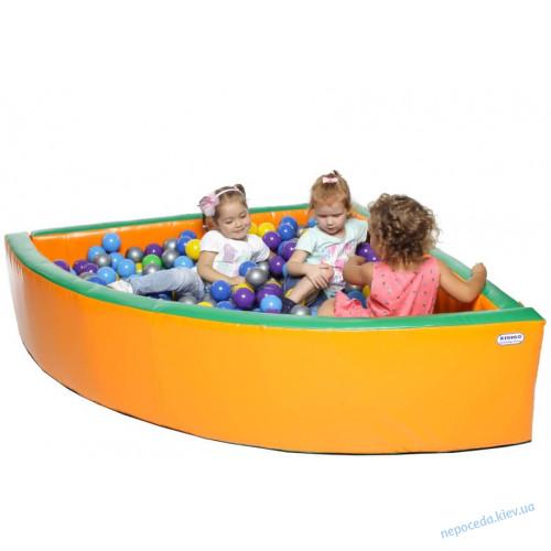 """""""Угол"""" мягкий сухой бассейн 150см"""