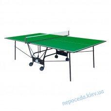 Теннисный стол Compact Light (зеленый)
