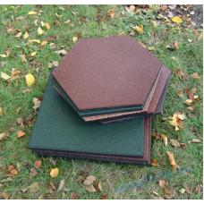Резиновое покрытие на землю Eco Form (сота)
