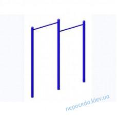 """Турник спортивный двойной на улицу """"Гимнаст -1"""""""