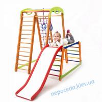 Дитячий спортивний куточок Кроха - 2 Plus 1-1