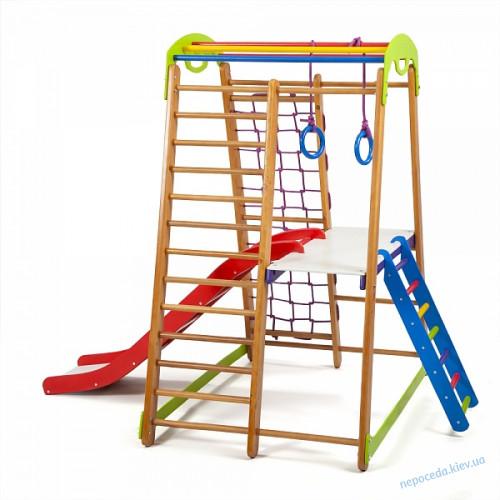 Детский спортивный уголок «Кроха - 2 Plus 2»