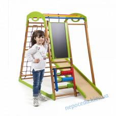 Дитячий спортивний комплекс Бебі Wood Plus