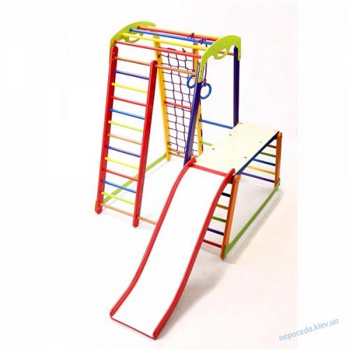 Детский спортивный уголок Кроха - 1 Plus 1-1