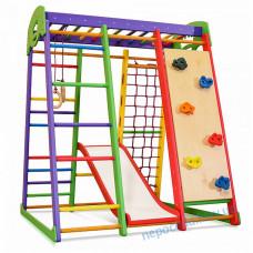 Детский спорткомплекс для дома «Акварелька Plus 6»