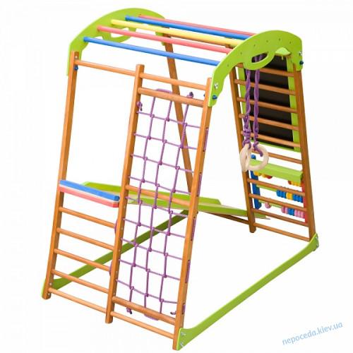 Детский спортивный комплекс Беби Wood Plus