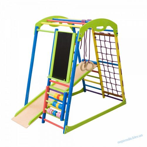 Детский спортивный комплекс для дома Спортвуд Плюс