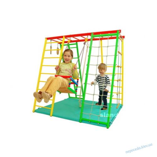 Непоседа ЧЕМПИОН детский спортивный комплекс для дома и улицы