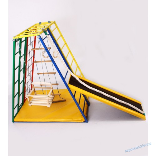 Спорткомплекс для детей Трансформер Микро (полный набор)