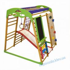 Детский спортивный комплекс Карамелька Plus 4 для квартиры