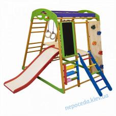 Детский спортивный комплекс для квартиры Карамелька Plus 5