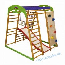 Детский спортивный комплекс для квартиры Карамелька Plus 6