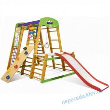 Cпортивный комплекс «Карапуз Plus 1-4» для дома детский