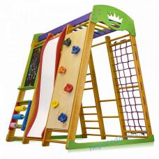 Cпорткомплекс детский для дома «Карапуз Plus 4»