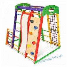 Спорткомплекс для дома «Акварелька Plus 1-2» детский