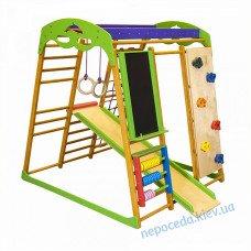 Детский спортивный комплекс Карамелька 1 для квартиры