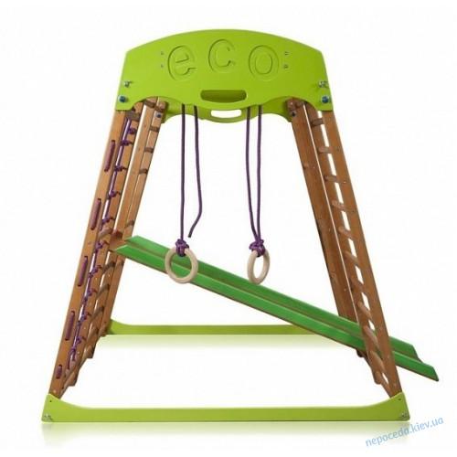 Детский спорткомплекс усиленный «Карапуз» 150см с горкой