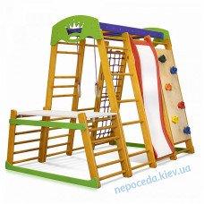 Cпорткомплекс детский «Карапуз Plus 1-2» для дома