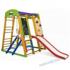 Cпортивный комплекс детский для дома «Карапуз Plus 5»