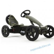 Веломобіль BERG Black Edition BFR-3