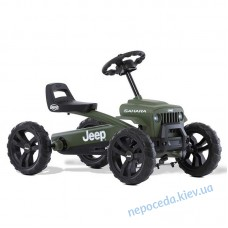 Веломобіль BERG Jeep Buzzy Sahara