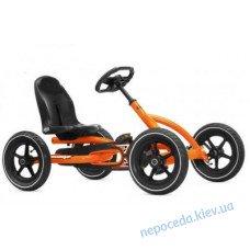 Веломобиль Berg toys Buddy Orange (Машинка на педалях)