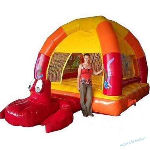Детский батут надувной Себастьян для игровой зоны - хит!
