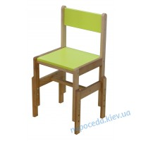 Регулируемый стульчик Смайлик для детей