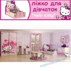 """Детская мебель для девочки """"Китти"""""""