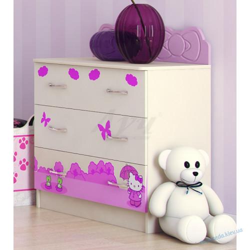 """Дитячі меблі для дівчинки """"Кітті"""""""