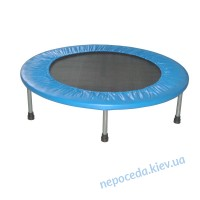 Пружинный батут для детей и подростков 112 см