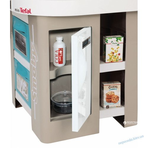Кухня smoby Tefal Studio Bubble